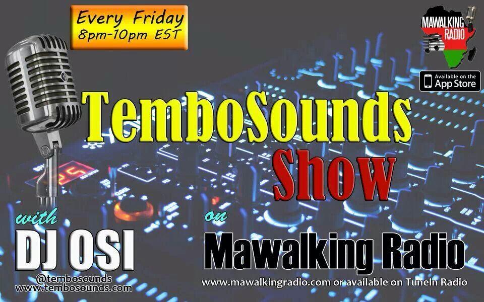 TemboSoundsRadio Show