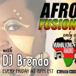 AfroFusion Show Podcast