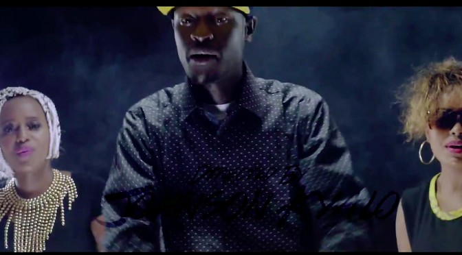 """King Kaka, Avril and Femi One Release The Video Of The Song """"Ndio Kusema"""" Just 8 Minutes Ago"""