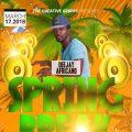 Deejay Africano in ATL