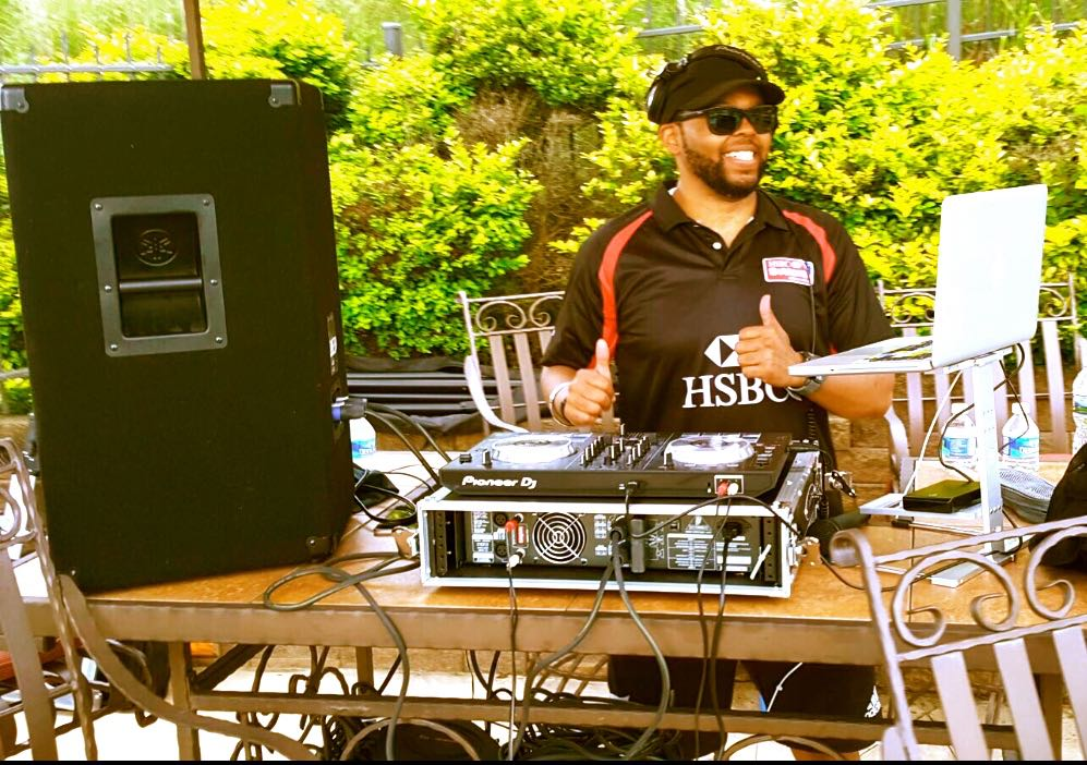 Deejay Osi Live in PBurgh