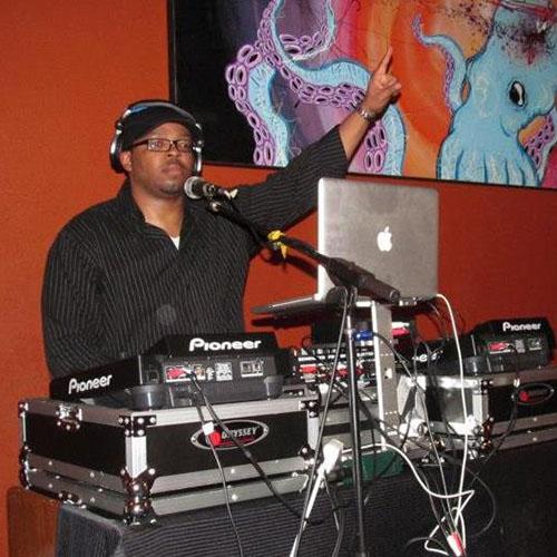 DJ-osi DJ OSI